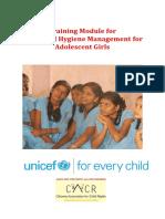 MHM BMC Schools Module and Implementation Calendar