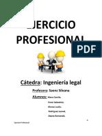 Ejercicio Profesional TP