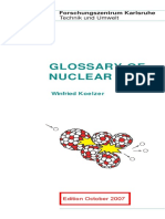 Nuclear Glossary 2007
