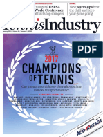 201801 Tennis Industry Magazine