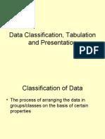 Class 3 Qt- Data Classification