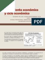 Crecimiento Económico y Ciclo Económico