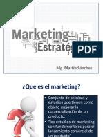 Marketing Estrategico