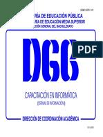 2.- Sistemas de Información I