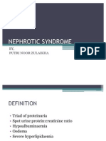 NEPHROTIC SYNDROME2