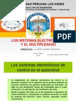 sistemas electronicos multiplexado