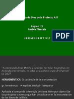 Hermeneutica Parte 1
