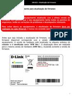 DIR-615 Atualizacao de Firmware