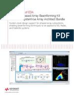 W1720EP Phased Array Beamforming Kit