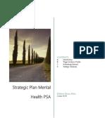 strategic plan english