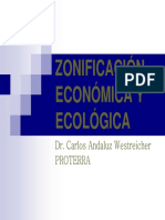 ZEE Acondicionamiento Territorial