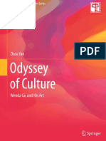 Yan Zhou Auth. Odyssey of Culture Wenda Gu and His Art