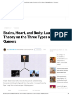 Brains, Heart, And Body_ Laugh's Theory on the Three Types of Fighting Gamers – Shoryuken