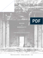 Huyssen, A. Authentic Ruins. Products of Modernity