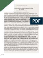 Constitution Dogmatique Sur La Foi Catholique