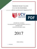 informe congreso
