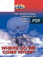Where Do We Come From - Ernst Muldashev