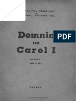 Domnia lui Carol I. Volumul 1 - 1866-1877.pdf