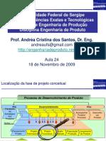 Aula 24 Projeto Conceitual