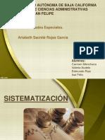 Sistematizacion