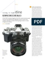 Prophotoreview Olympus Om-d E-m5 Mark II