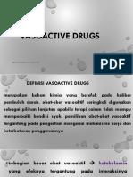Vasoaktif Drugs