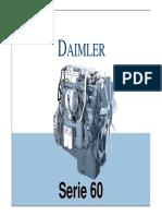 Motor Serie 60 Detroit