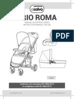 Instrucciones Trio Roma