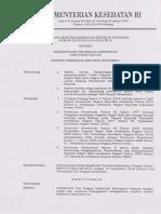 SK Tim Penguji Kesehatan Kabupaten Kapuas