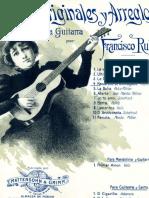 Francisco Rubi - Recuerdos de Antofagasta