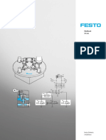 Festo Pneumatic Basic level