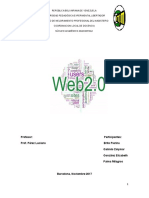 WEB 2.0 EDUCATIVA