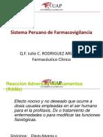 14. Sistema Peruano de Farmacovigilancia