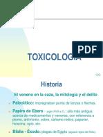 diapos toxicologia
