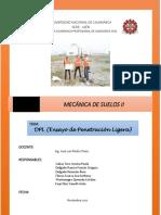 Dpl Ensayo de Penetración Ligera