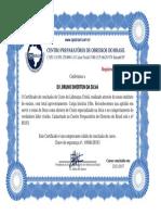 Certifica Do 10111