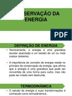 Aula - 3 Conservação Da Energia