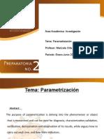 Parametrizacion Investigacion