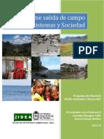 Informe Final Ecosistemas Sociedad II-2013
