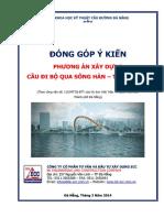 Gop y Cau Di Bo Qua Song Han