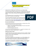 Configuring the HPE Proliant DL380 Gen9 24-SFF CTO Server as a Vertica Node