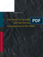 [Eugene Ulrich] the Dead Sea Scrolls and the Devel