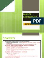 Partnership (Note 1)