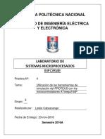 Informe 4 Microprocesadores EPNO