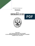 M. de Pasqually Tratado de La Reintegración de Los Seres