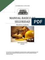 Manual de Seguridad e Higiene