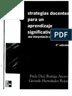 ESTRATEGIAS DOCENTES PARA UN APRENDIZAJE SIGNIFICATIVO (Una interpretaciòn constructivista) - Frida Dìaz Barriga Arceo, Gerardo Hernàndez Rojas - 2a. Ediciòn (2002).pdf