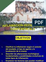Inflamación Reparación 3 10 11