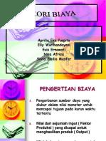 Teori Biaya _aprilia