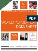 2010 World Population Data Sheet